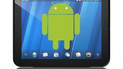 Et Android se réveilla sur la TouchPad …