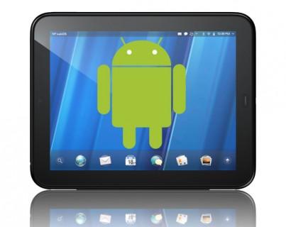 Read more about the article Et Android se réveilla sur la TouchPad …