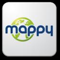 Mappy vous indique la direction sur Android !