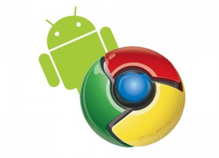 Android prêt à intégrer Chrome ?