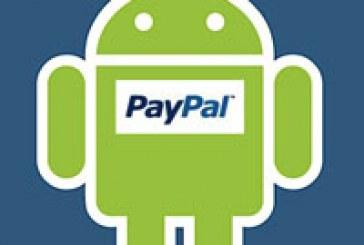 Paypal est sur Android !