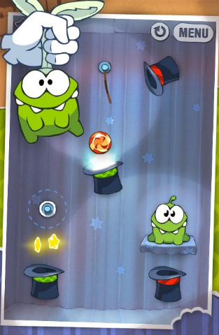 Cut the Rope c
