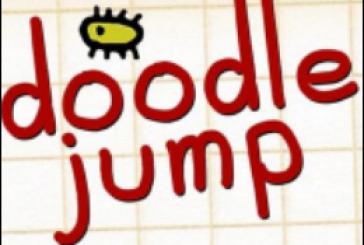 Doodle jump: Montez au septième ciel!