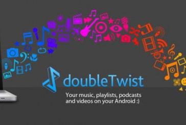 Partagez vos Mp3 ou vos vidéos facilement avec DoubleTwist Musique !