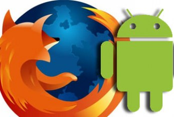 Firefox 6 en beta sur Android !