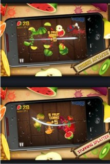 Fruit Ninja c