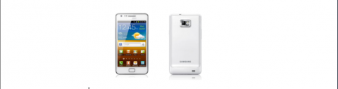 Read more about the article Le Samsung Galaxy S2 en Blanc?