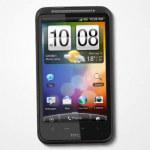 HTC Desire HD: Grand angle