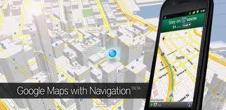 Read more about the article Mise à jour Google Maps pour Android.