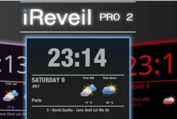 iReveilPro2: Un réveil vraiment complet !