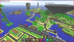 Read more about the article Minecraft, des cubes, des cubes et des cubes …