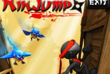 NinJump: Montez toujours plus haut