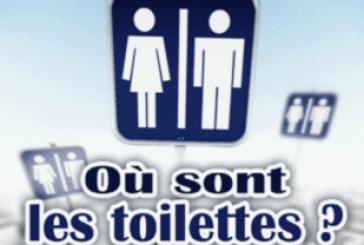 Où sont les toilettes ???