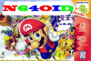 N64oid, retrouvez la magie de la N64 sur votre Android
