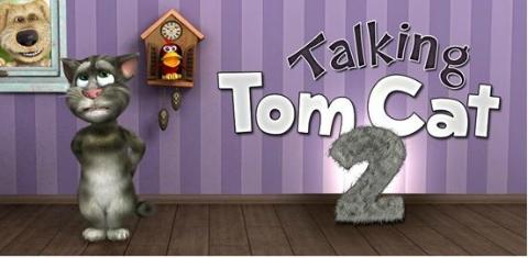Talking Tom Cat 2 b