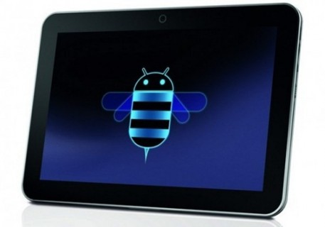 Salon IFA 2011, seulement 7,7 mm pour la tablette Toshiba