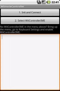 Wiimote Controller b