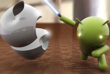 Android devant Apple en France !!
