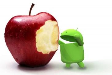 En France, Android gagne du terrain !