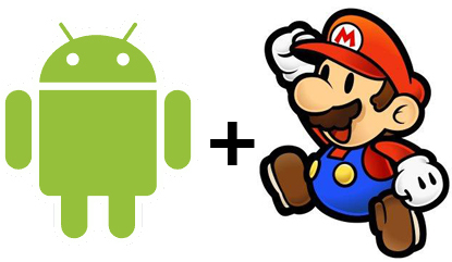 android nintendo une