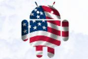 Aux Etats-Unis, Android prend de plus en plus de place !