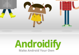 Androidify: Androidifiez-vous!