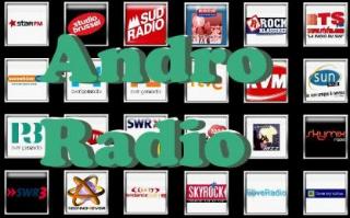 AndroRadio: Ecoutez la radio sur Android