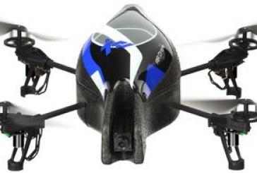 L'A.R Drone, enfin piloté par Android !