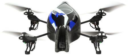 Read more about the article L'A.R Drone, enfin piloté par Android !