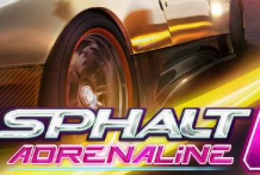 Asphalt 6: Adrénaline HD, pilotez les véhicules de vos rêves!