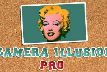 Camera Illusion: Transformez vos photos!