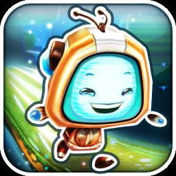 Cordy, un jeu de plateforme 3D sur Android