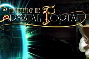 The Mystery of the Crystal Portal