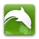 Dolphin Browser, naviguez sur Internet
