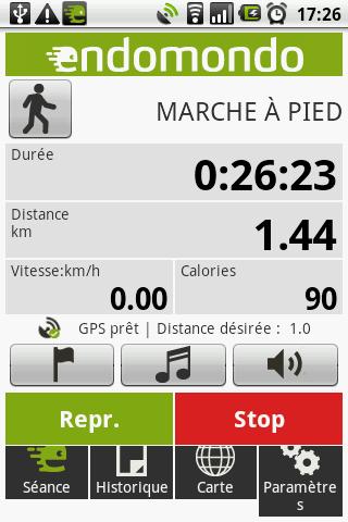 Endomondo Sports Tracker d