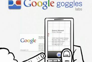Googles Goggles: Une app de recherche visuelle?