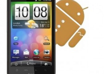 Migrer le HTC Desire vers Android 2.3.3 GingerBread