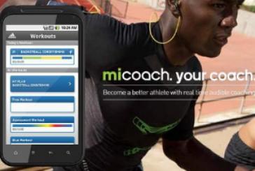 Adidas miCoach: Transformez votre Android en coach perso!