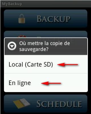 MyBackupPro e