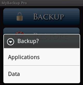 MyBackupPro f