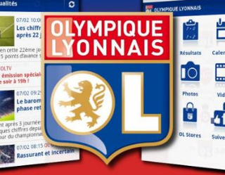 Read more about the article Olympique Lyonnais: L'application officielle sur Android!