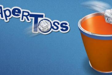 Paper Toss: A quoi jouez-vous au travail?