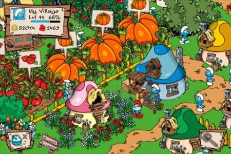 Smurfs' Village c