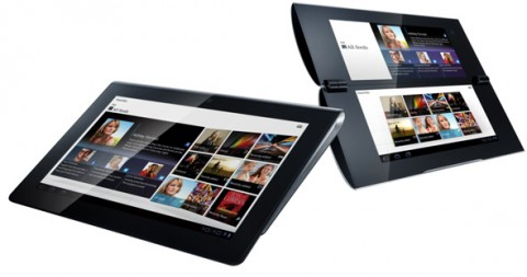 Sony lance ses tablettes Android !