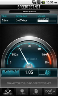 Speedtest.net c