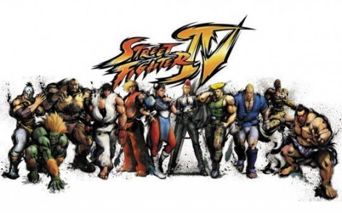Street Fighter IV en exclusivité pour LG !