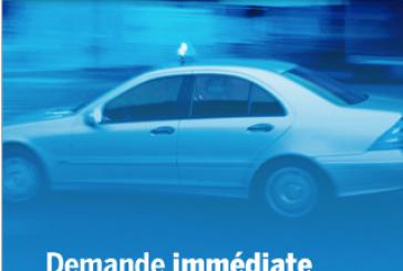 Les Taxis Bleus: Réservez votre Taxi sous Android