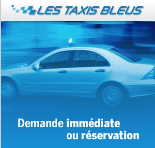 Read more about the article Les Taxis Bleus: Réservez votre Taxi sous Android