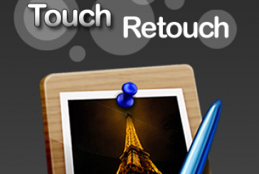 TouchRetouch: Retouchez vos photos facilement!