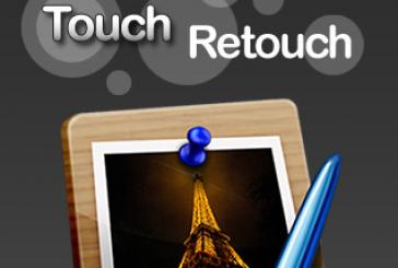TouchRetouch: Retouchez vos photos facilement!